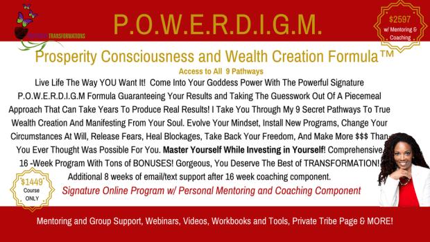 Full 9 Pathways Powerdigm Formula thumbnail