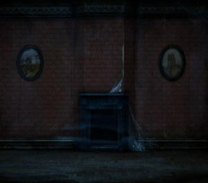 haunted backgrounds graphics butterflywebgraphics horror greatly reduced shown scenes above been