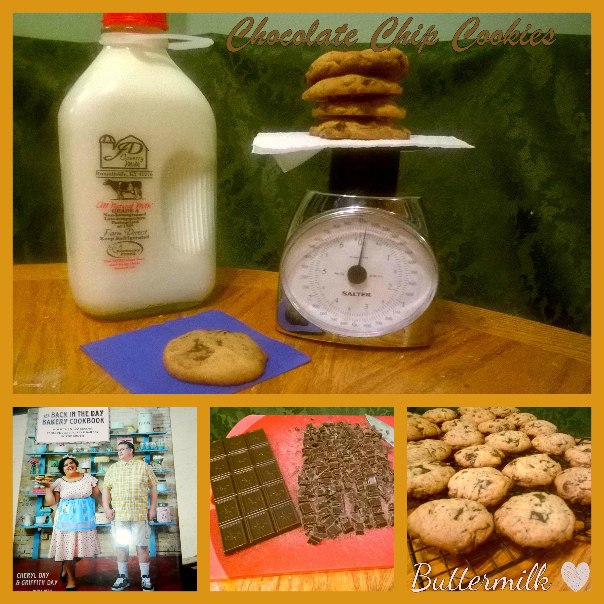 Chocolate Chip Cookies Buttermilk