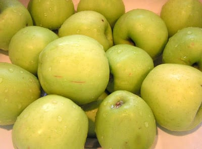 IDEAS ON USING & PRESERVING APPLES