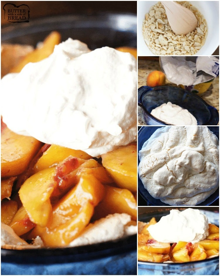 Easy Peach Pieis one of my favorite recipes for fresh peaches! Our simple recipe for pie crust will blow your mind- can you believe that secret ingredient?! Try it and you'll see just how delicious it is.
