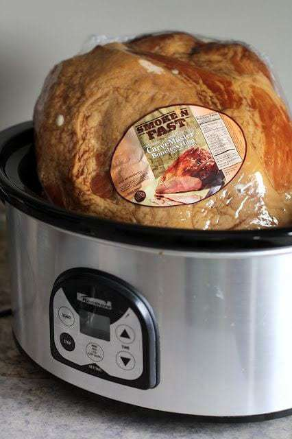 Crock Pot Ham How To Slow Cook Your Holiday Ham With