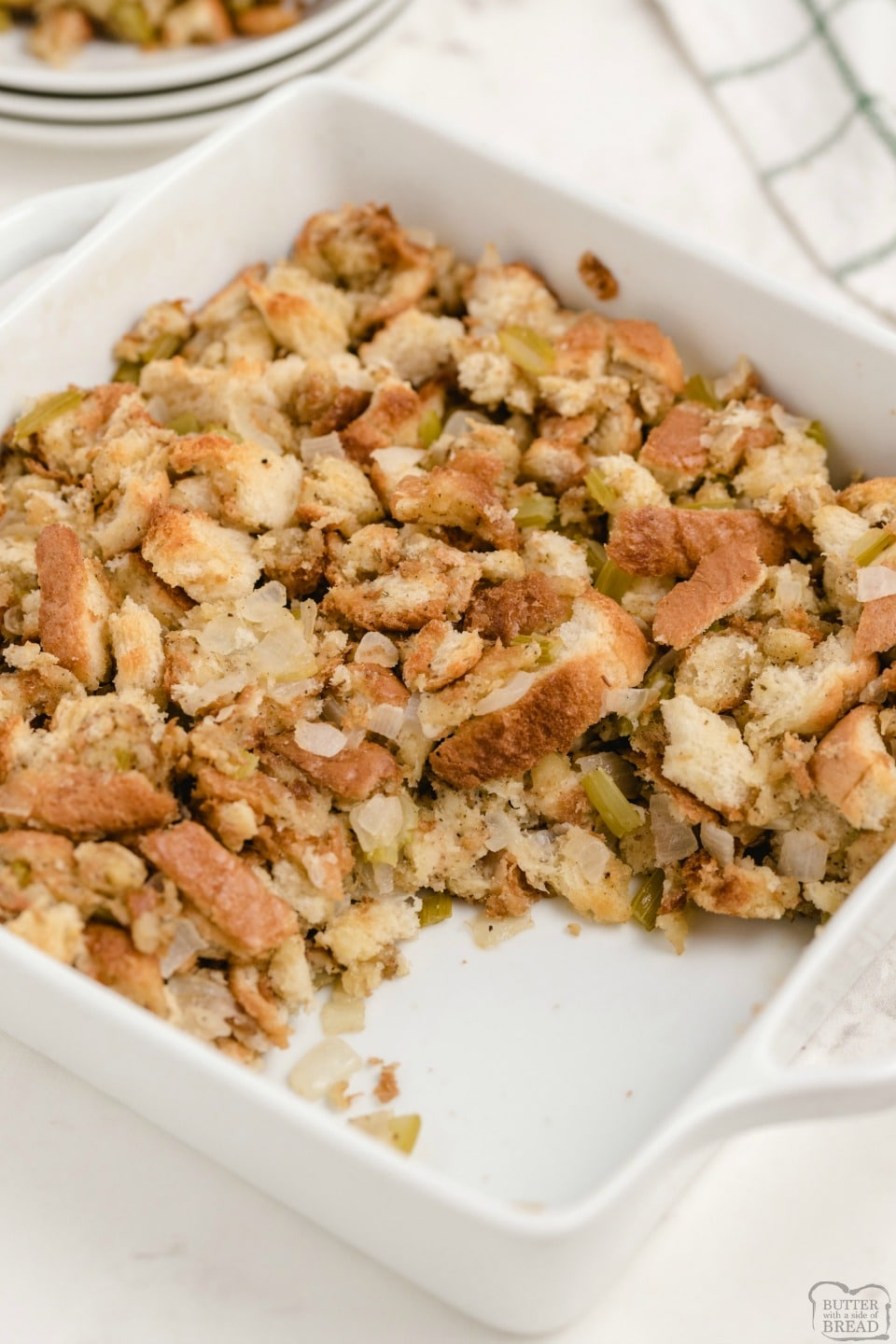 Best Thanksgiving Stuffing recipe