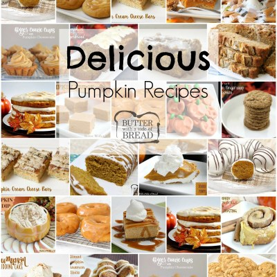 DELICIOUS PUMPKIN RECIPES