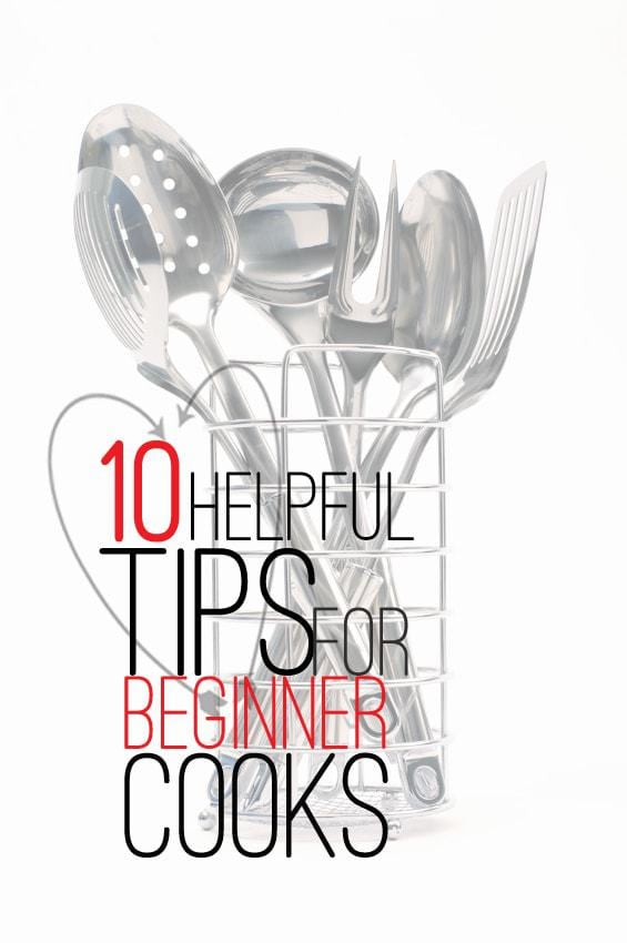 10 Helpful Tips for Beginner Cooks, Butter with a Side of Bread 1