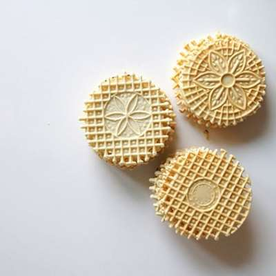 PIZZELLE COOKIES- IT'S TRADITION!