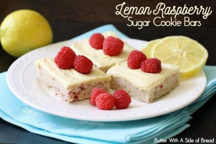Lemon Raspberry Sugar Cookie Bars.IMG_0014