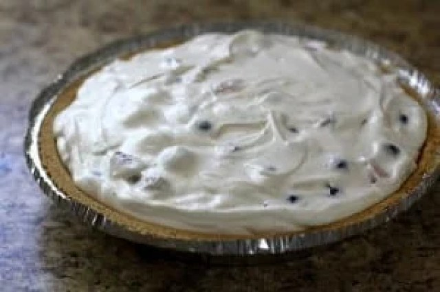 Berries & Cream Pie: Butter with a Side of Bread