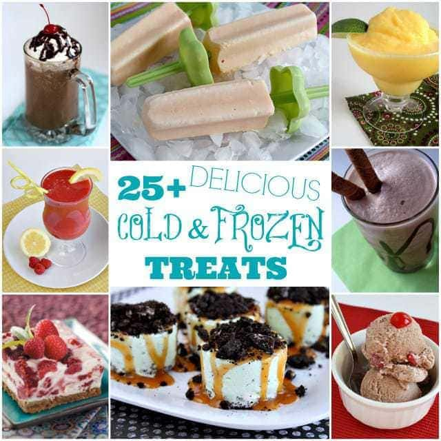 Frozen Treats are included in some of our best Summer memories. With shaved ice, ice cream, milkshakes and more, your hot weather treats are covered!
