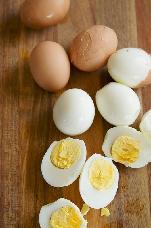 You know those things you try, and immediately think, 'Why did I not learn this years ago?' This ^^ is one of those things. Where have I been!? Eggs! In the OVEN! Genius.