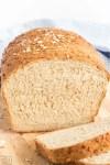 Honey Oat Bread recipe