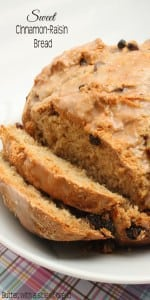 I'm not sure if I'm the only one on this, but my daughter can eat three loaves of raisin bread in three days, no problem. It was getting expensive so I found this recipe for Raisin Bread in a family cookbook and it is delicious. I hope you enjoy it as much as we have.