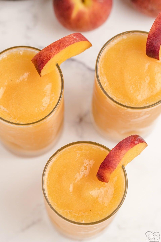 How to make fresh fruit Slurpees