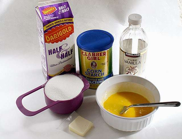 Butter With a Side of Bread: Homemade Vanilla Pudding