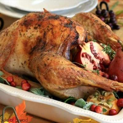 CLASSIC ROASTED TURKEY