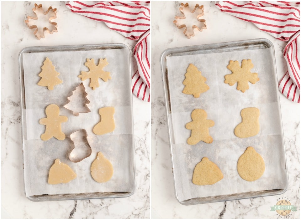 how to make Soft Christmas Sugar cookie recipe