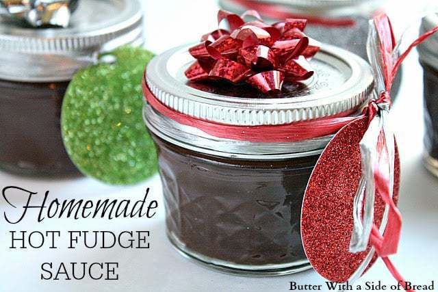 Butter With a Side of Bread: Homemade Hot Fudge Sauce