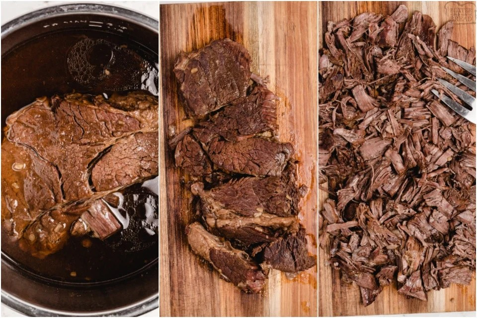 How to make Fall Apart Dr Pepper Roast Beef