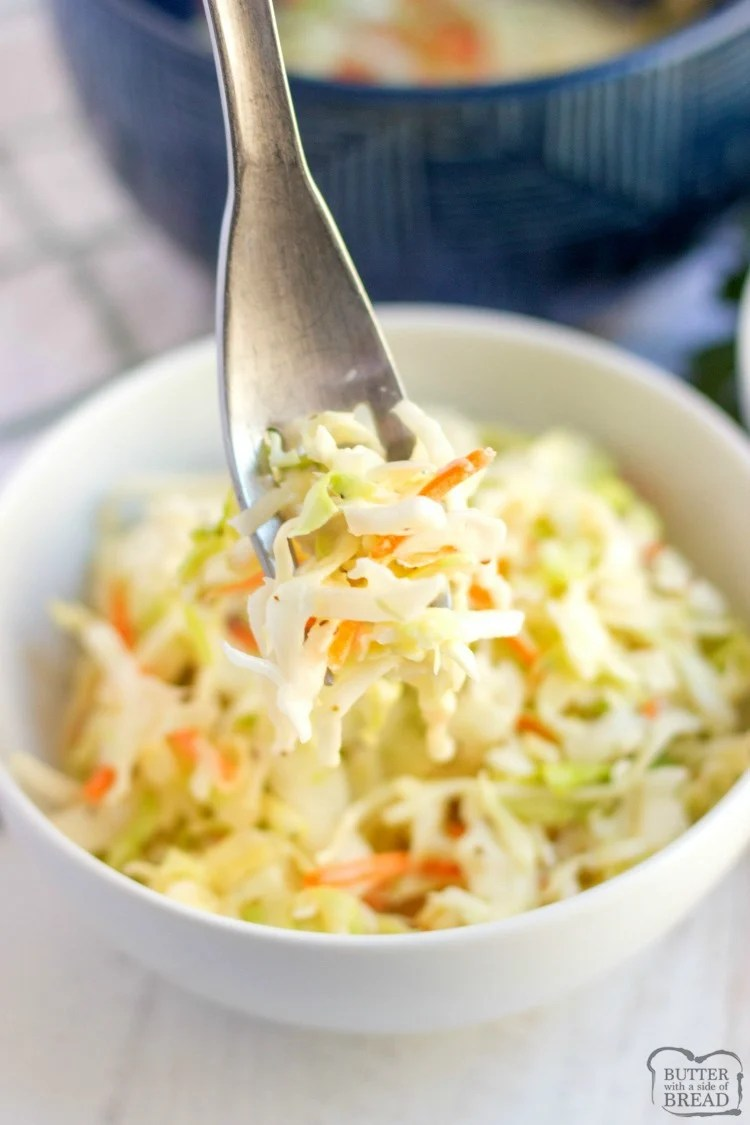 BEST KFC COLESLAW RECIPE