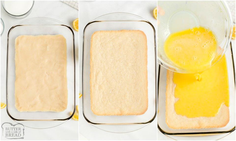 How to make Lemon Bars