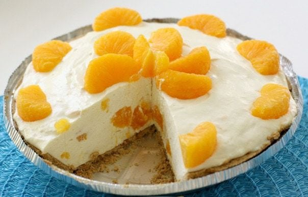 Easy Orange Creamsicle Cheesecake - Butter With A Side of Bread
