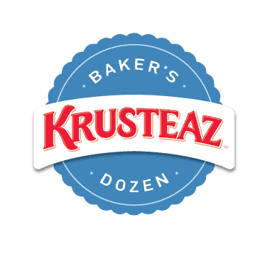 We are a part of the Krusteaz Baker's Dozen program!