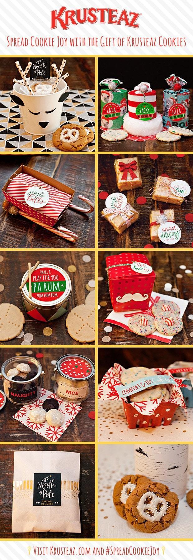 Krusteaz-Spread-Cookie-Joy-Collage-Image