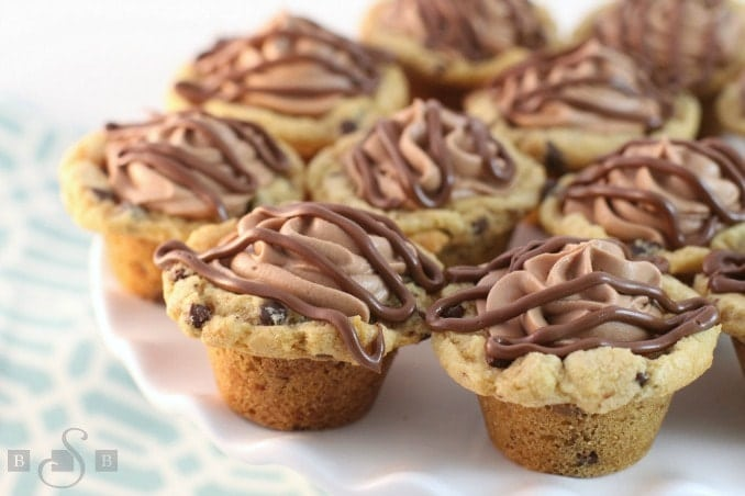 Nutella Mousse Cookie Cups.BSB.IMG_6309