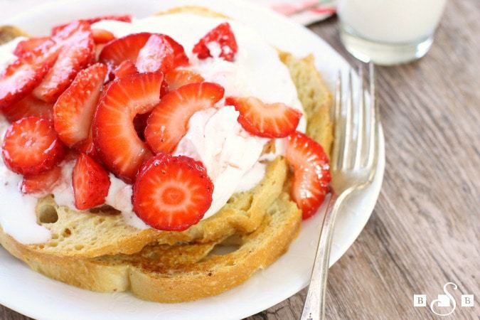 French Toast Recipe.