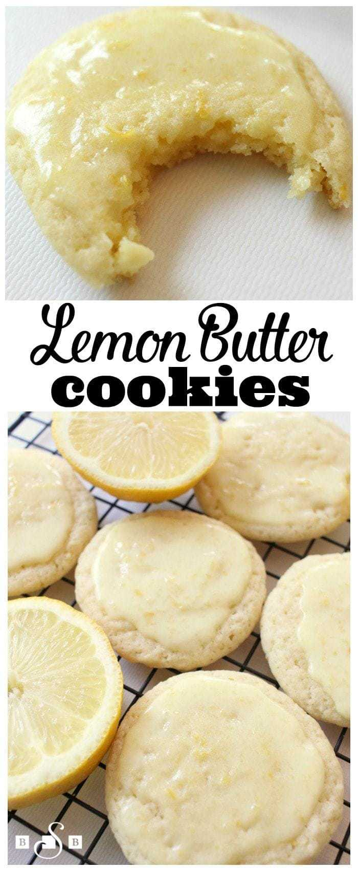 Lemon Butter Cookies.BSB.pin