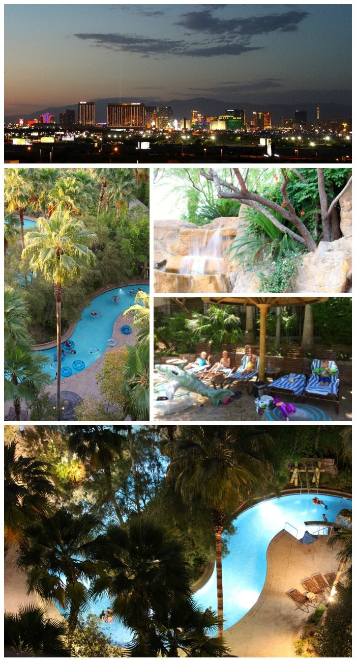 Tahiti Village Resort Review from a mom of 5. See what we loved and what we wished was different about our family friendly Las Vegas vacation at Tahiti Village resort. Tips and suggestions on making the most of your Tahiti Village vacation.