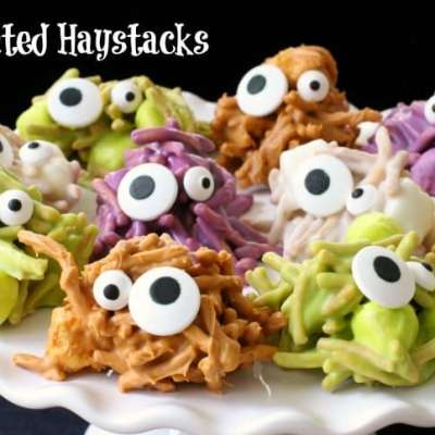HAUNTED HAYSTACKS