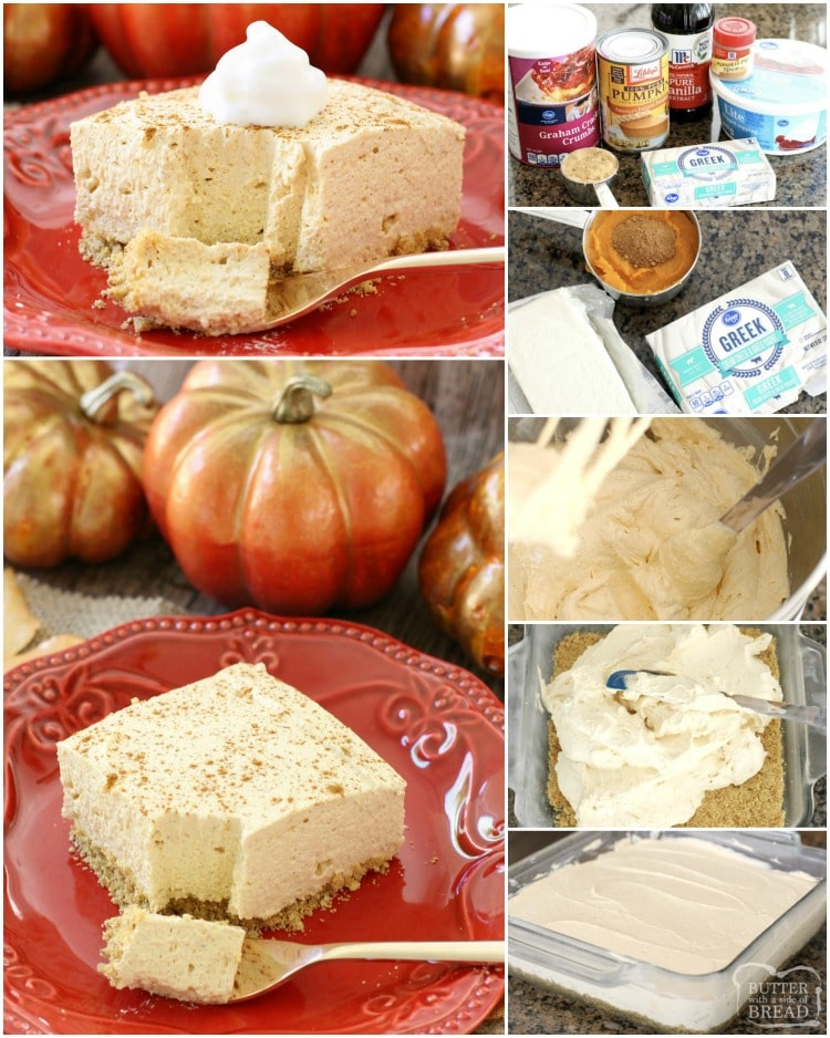 how to make skinny pumpkin cheesecake