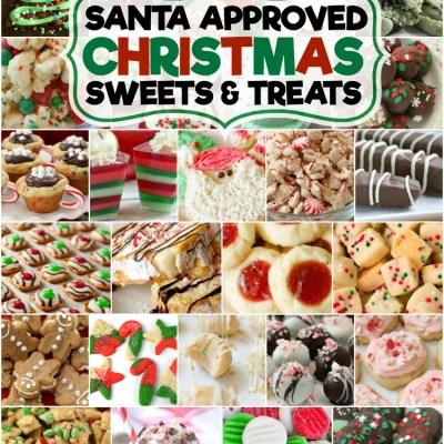 SANTA APPROVED CHRISTMAS TREATS