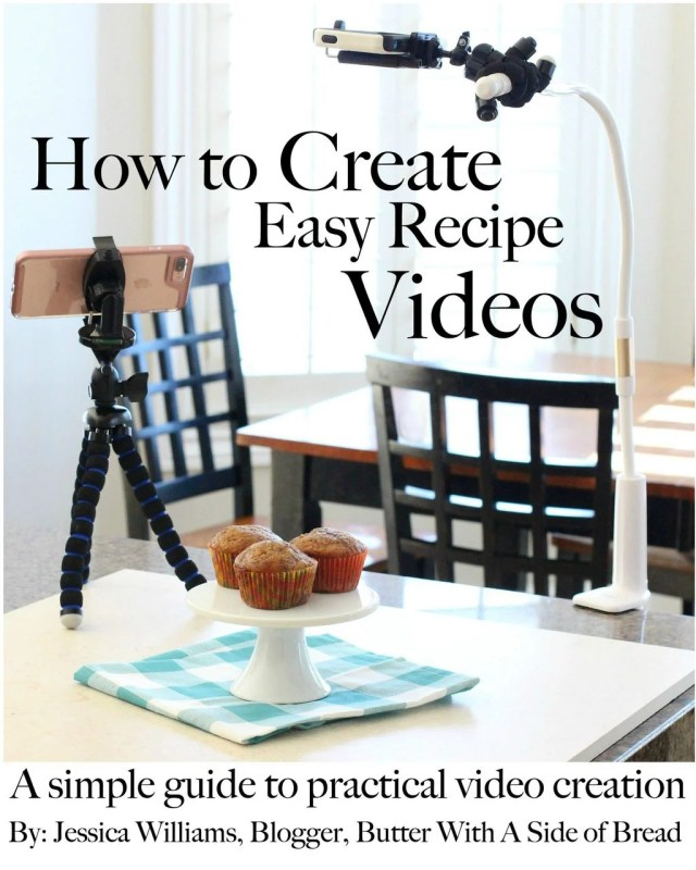 How To Create Easy Recipe Videos: A Simple Guide to Practical Video Creation