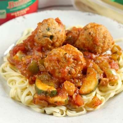 TURKEY RICOTTA SPINACH MEATBALLS