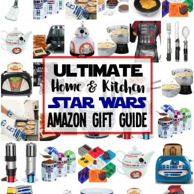 BEST STAR WARS GIFTS ON AMAZON: HOME & KITCHEN