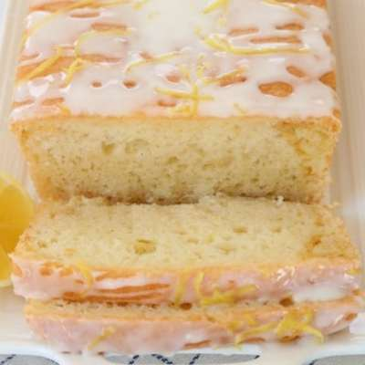 YOGURT LEMON BREAD