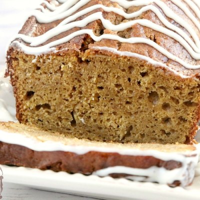 THE BEST PUMPKIN BREAD