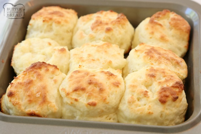 how to make homemade biscuits