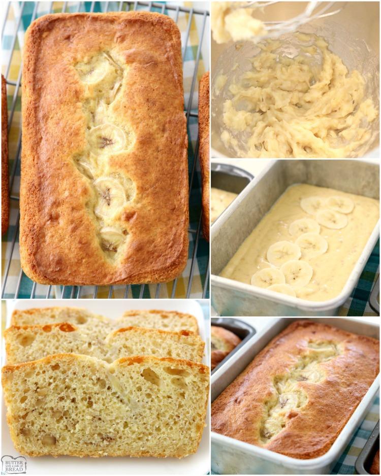 cake mix banana bread recipe