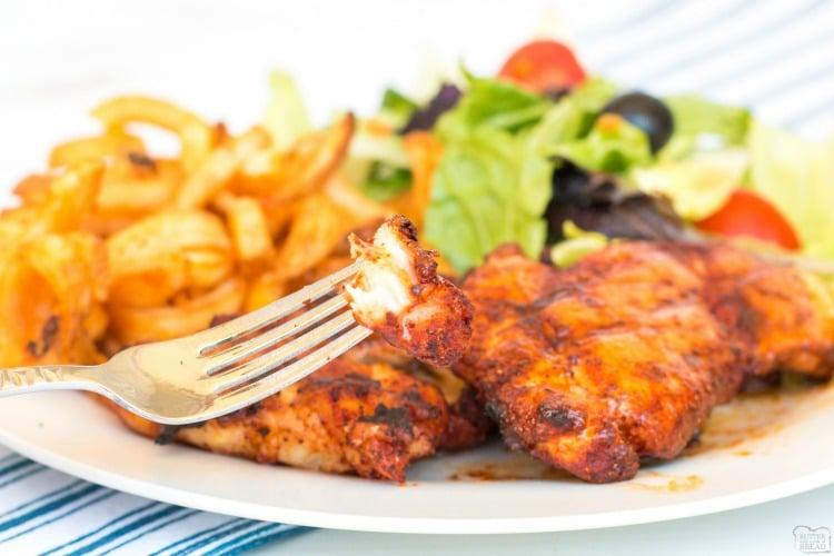 bbq chicken dry rub