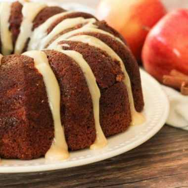 spiced apple cake recipe