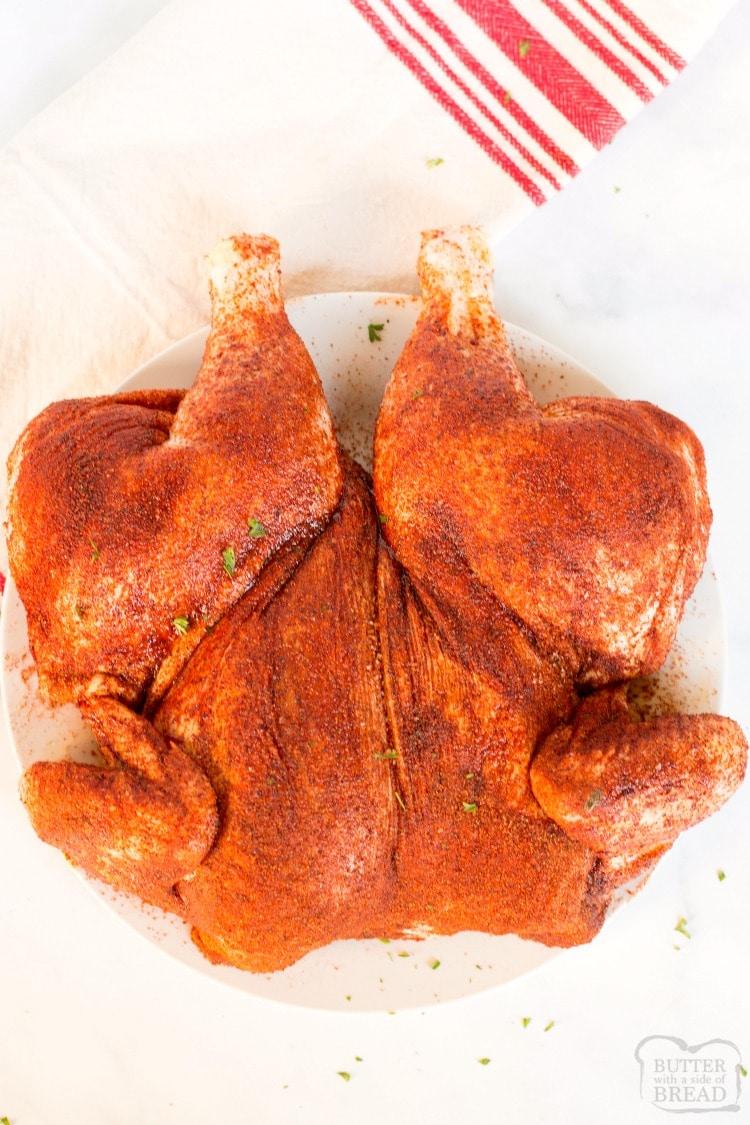 best rub for grilled chicken