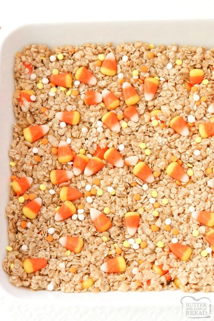 how to make granola bar recipe