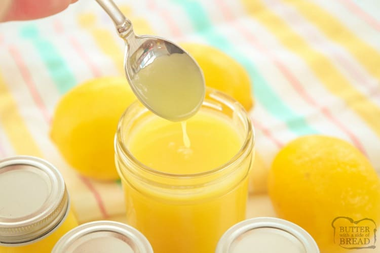 Lemon curd is an incredibly delicious and thick citrus packed filling or spread. It's vibrant yellow color and tangy lemon taste makes it a great addition to many recipes.