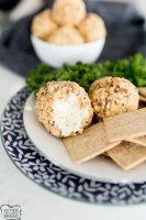 mini cheeseball recipe