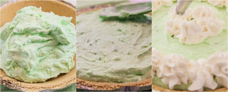 How to make Easy Pistachio Cream Pie