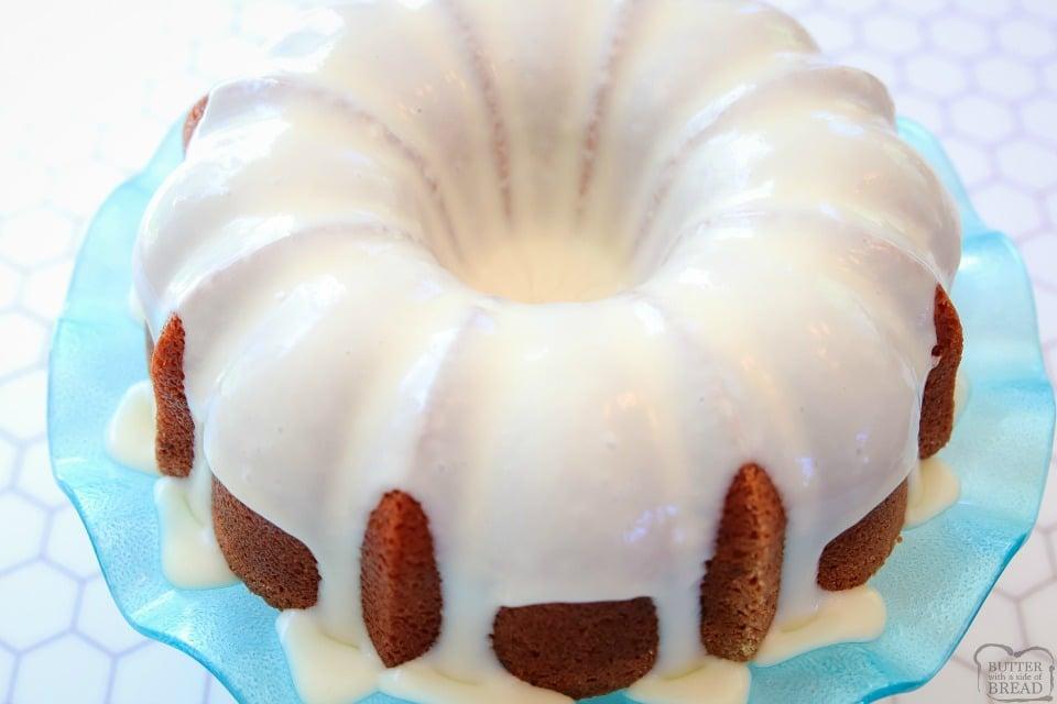 How to make Banana Pound Cake