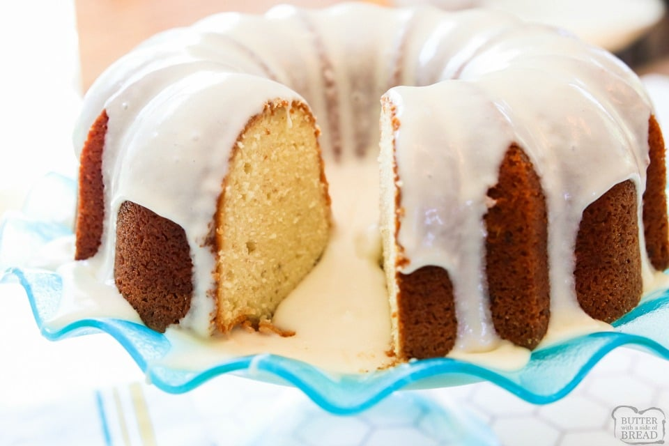Best Banana Pound Cake recipe